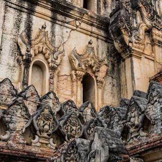 Lay Htat Gyi temple ruin