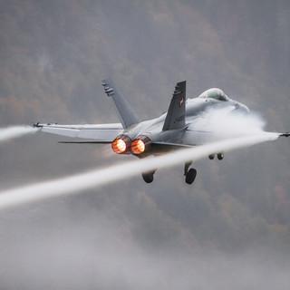 Switzerland - Air Force McDonnell Dougla