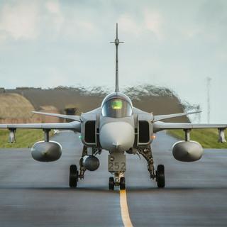 Swedish Air Force SAAB JAS-39C Gripen