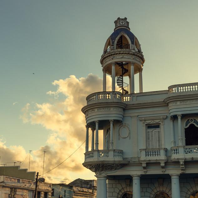 Spiral Staircase, Cienfuegos