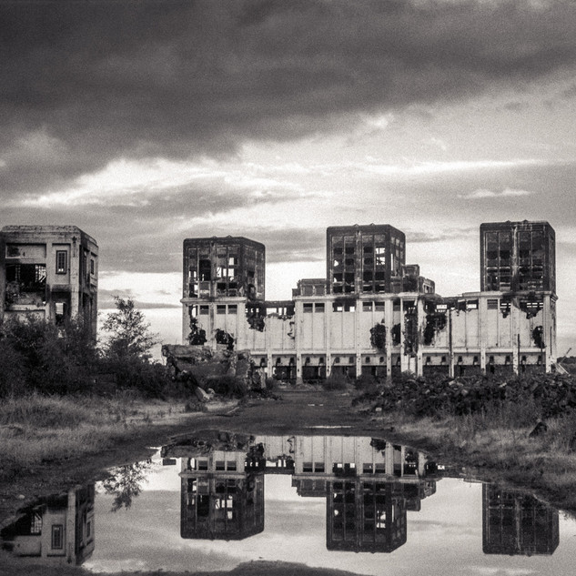 Beckton Factory 2
