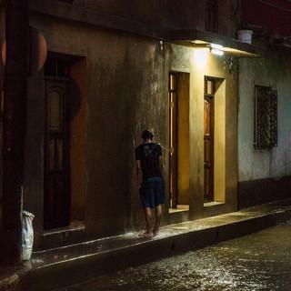 Rainy night in Trinidad
