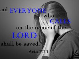 Help Me Lord Jesus!
