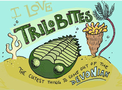 I love Trilobites!
