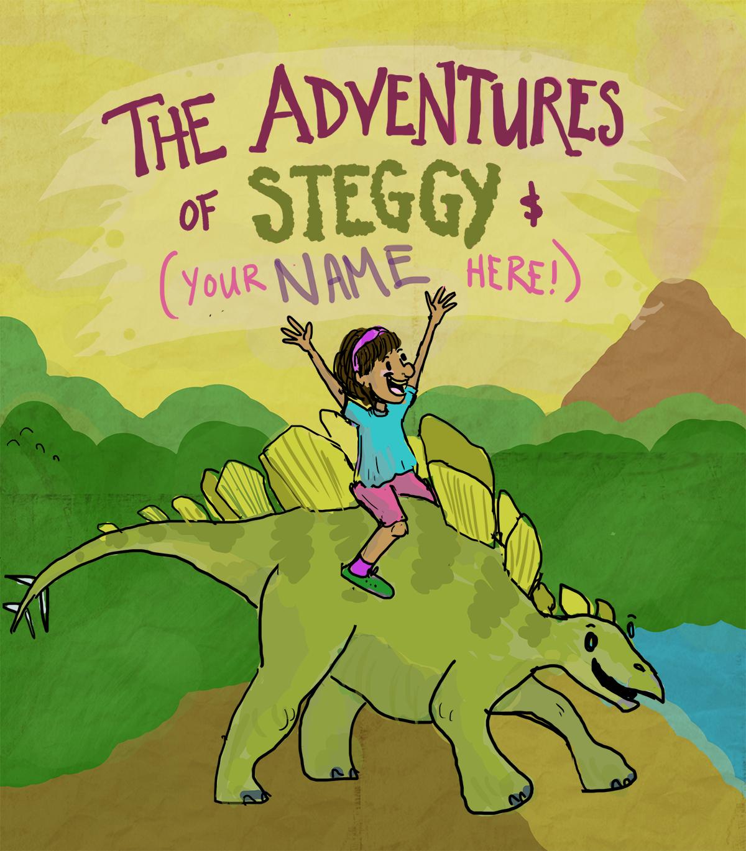 Steggy Doodle