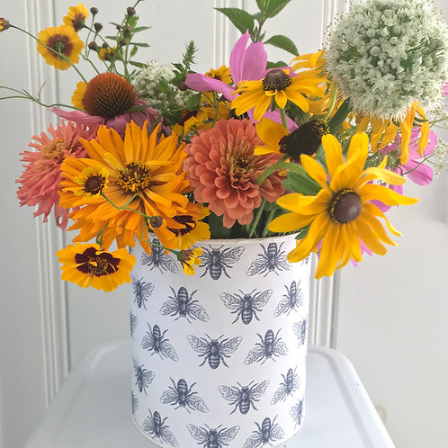 Dabney Lee+ShortStems Large Can of Blooms