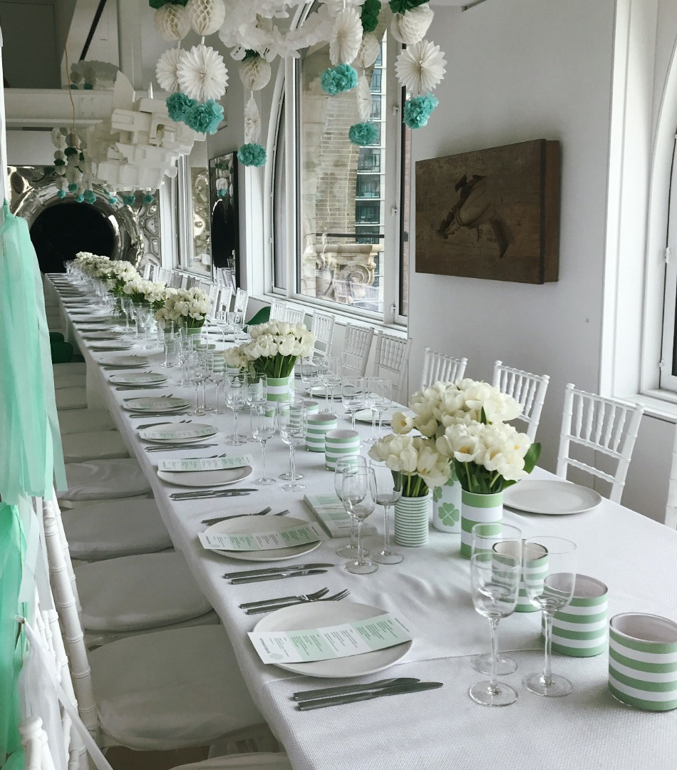 Private Wedding Table