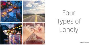 4 TypesofLonely