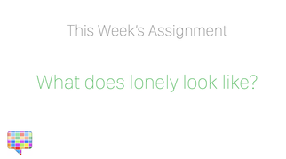 What does lonely look like?