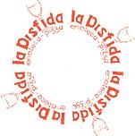 La Disfida round+logo.png