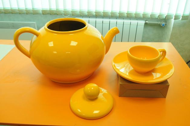 Элементы декора кафе