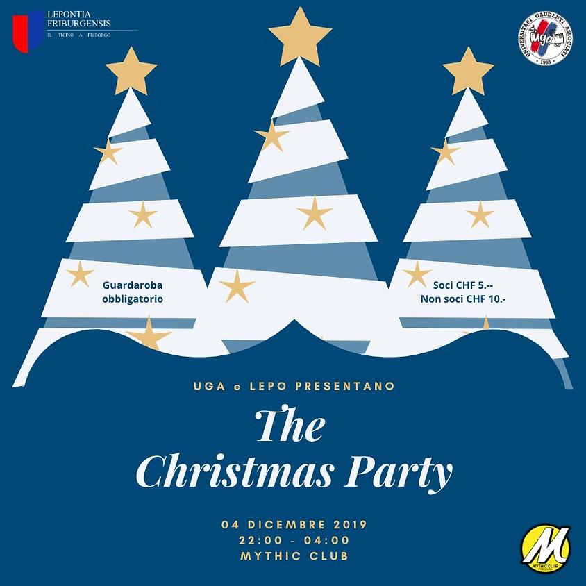 UGA&LEPO's Christmas Party (1)