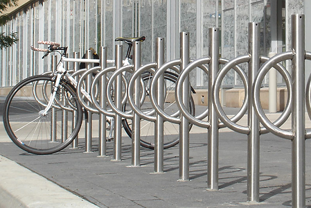 DERO BIKE RACKS SAUDI ARABIA
