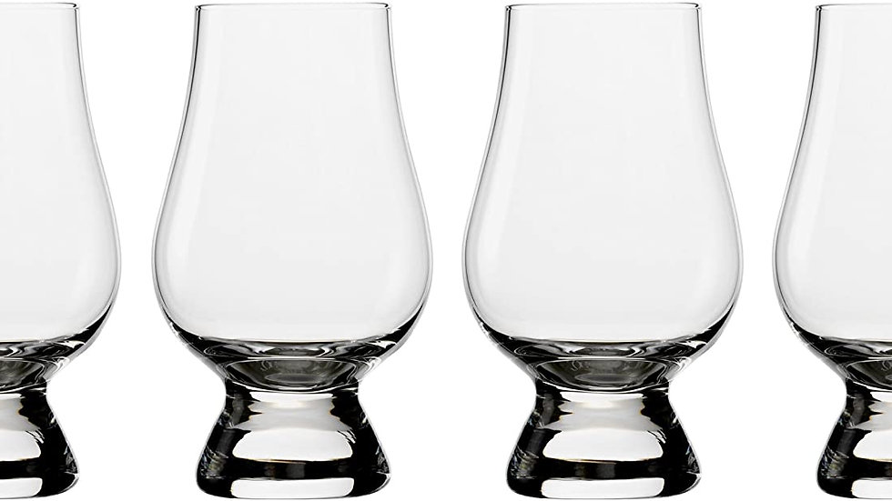 4 Glencairn Glasses