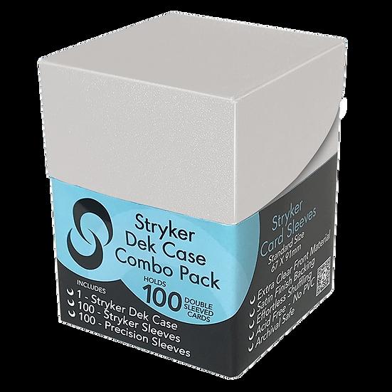 6-Pack - Stryker Dek Case Combo Pack - White