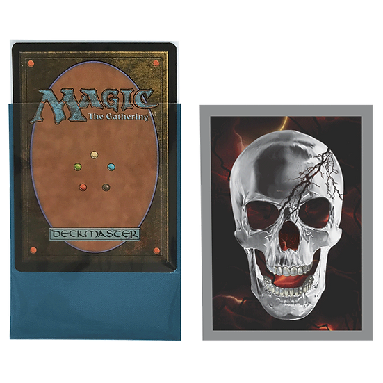 10-Packs - Stryker Card Sleeves - Skull