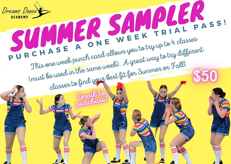 Aqua and Pink Summer Picture Postcard.pn