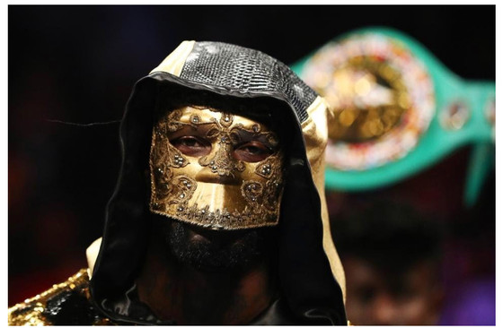 The Champ is Here: Deontay Wilder's Quest for the Legendary!