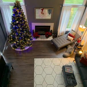 Staging for Holidays