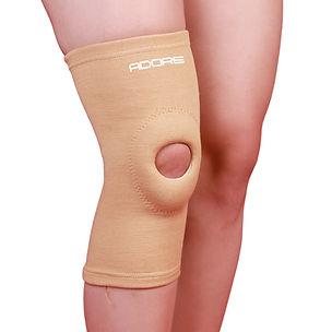 Knee Cap with open patella