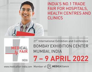 MEDICAL FAIR INDIA 2022