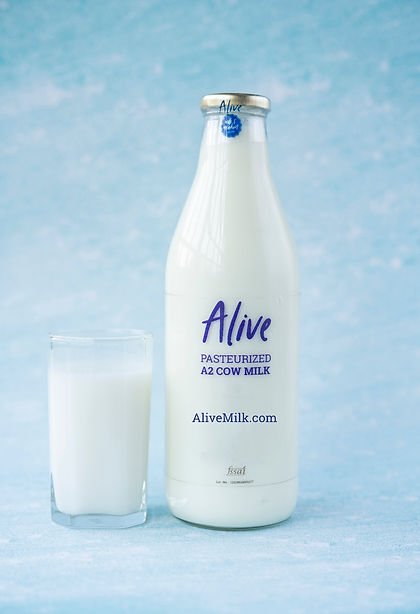 Alive A2 Cow Milk