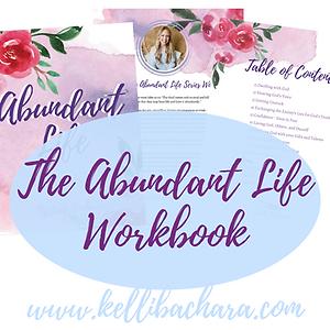 Abundant Life Workbook