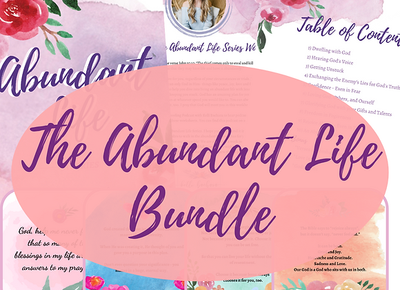 The Abundant Life Bundle