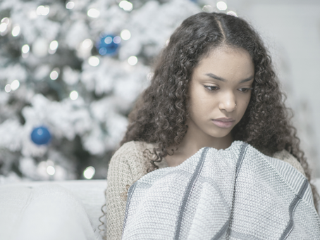 The Holidays are Different when Your Family Feels Broken.