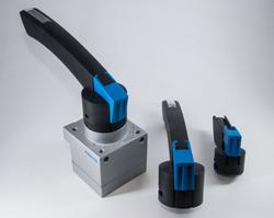 Componentes de dispositivos pneumáticos