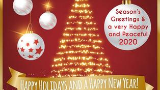 Happy Holidays from NOVO DR!