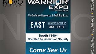 Time for round 2! ADS Warrior East Booth 1404!