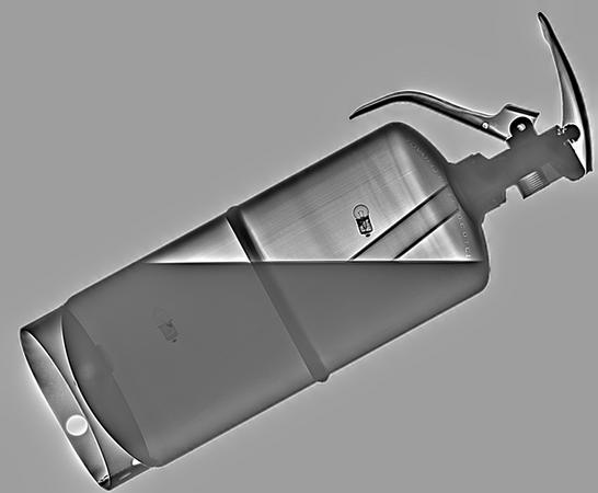 Liquid Fire Extinguisher