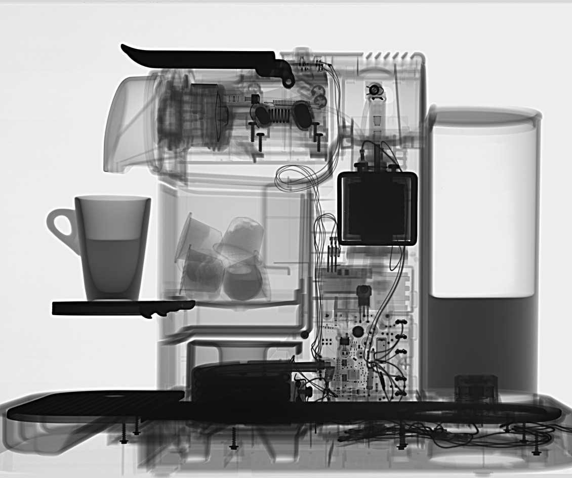 NOVO Nespresso Machine