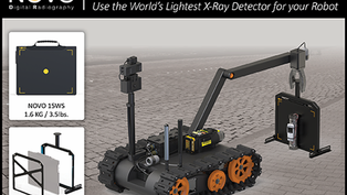 When weight maters! Use the World's Lightest Detector for your Robot!