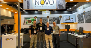 Our Team at Milipol 2019!