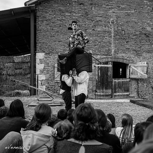 La bête à quatre - Précieuse -© eVeneau-