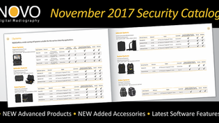 See whats new at NOVO with our new Security Catalog!