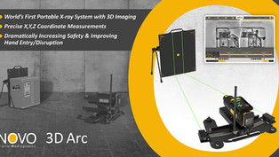3D Arc - World's First Portable X-Ray Inspection System Capable of True 3D Imaging