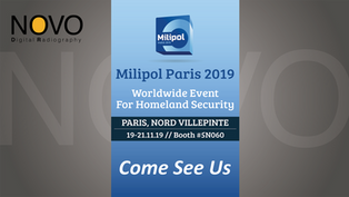 Milipol 2019 - COMING SOON!