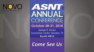 It's that time of year - ASNT Annual conference 2018