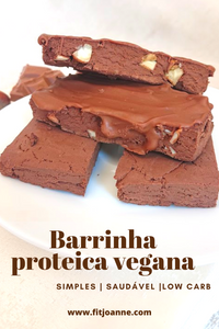 barra proteica vegana