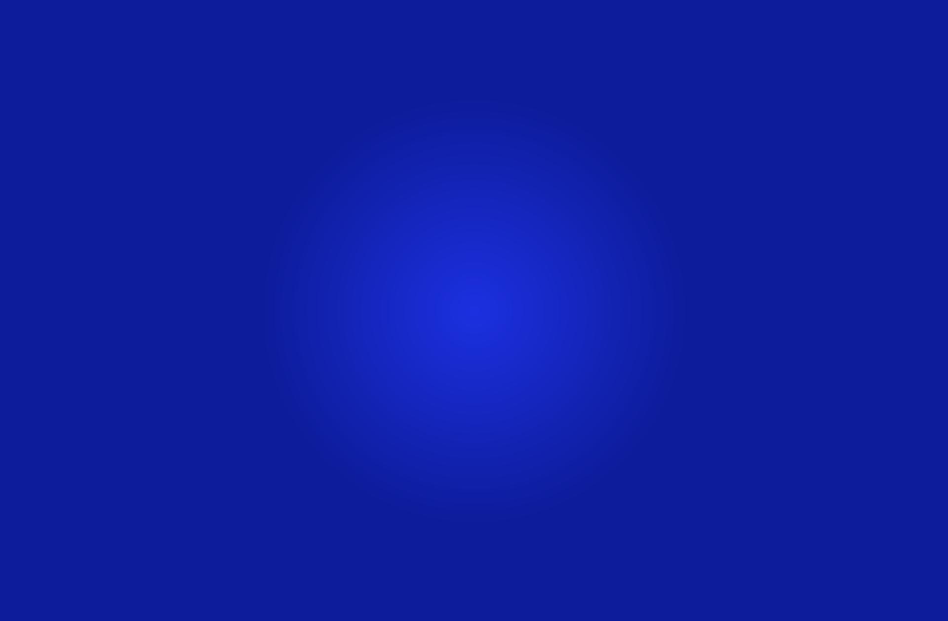 синий фон