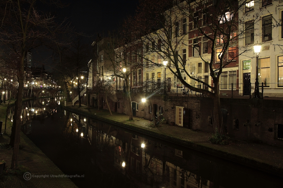 20091202 Oudegracht richting Jacobibrug
