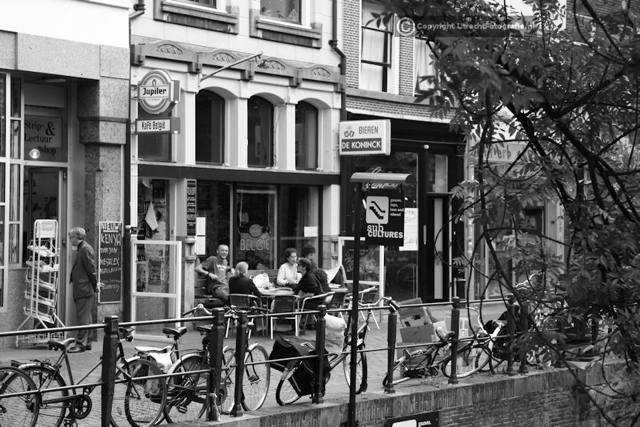 20080910 Kafé België (Oudegracht)