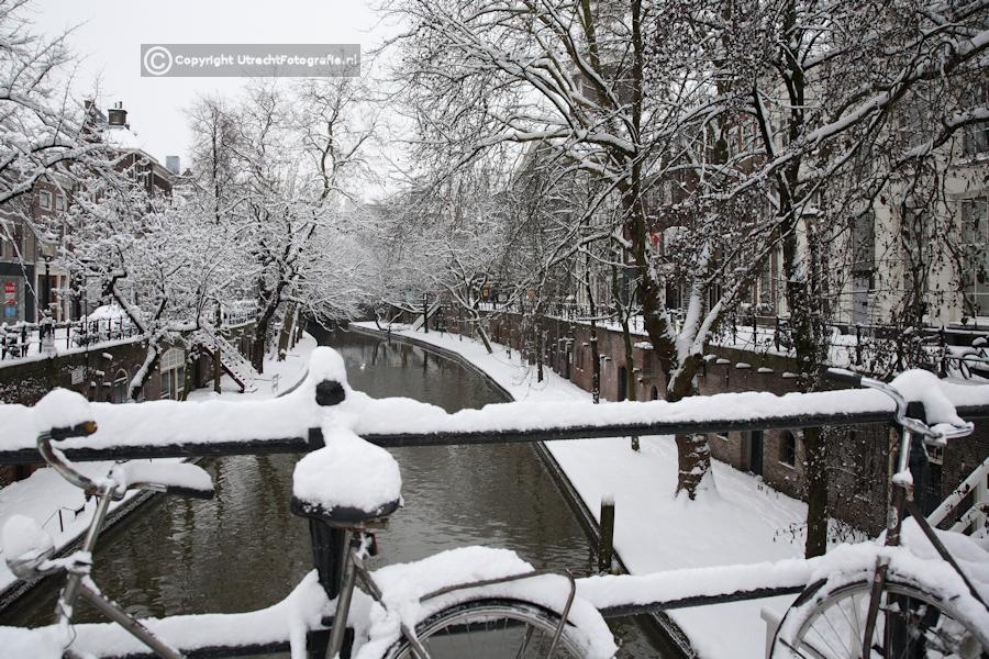 20101219 Oudegracht richting Zandbrug