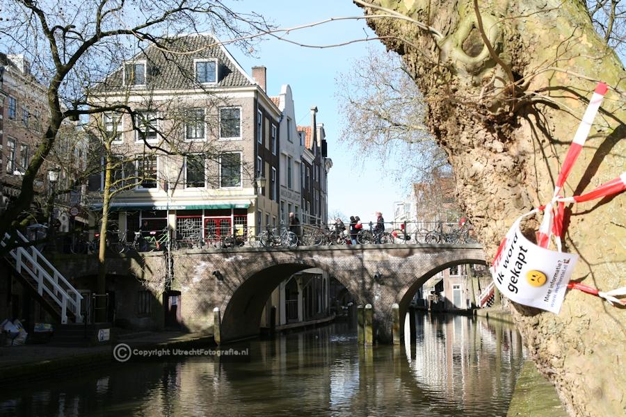 20100307 Oudegracht met Gaardbrug 1