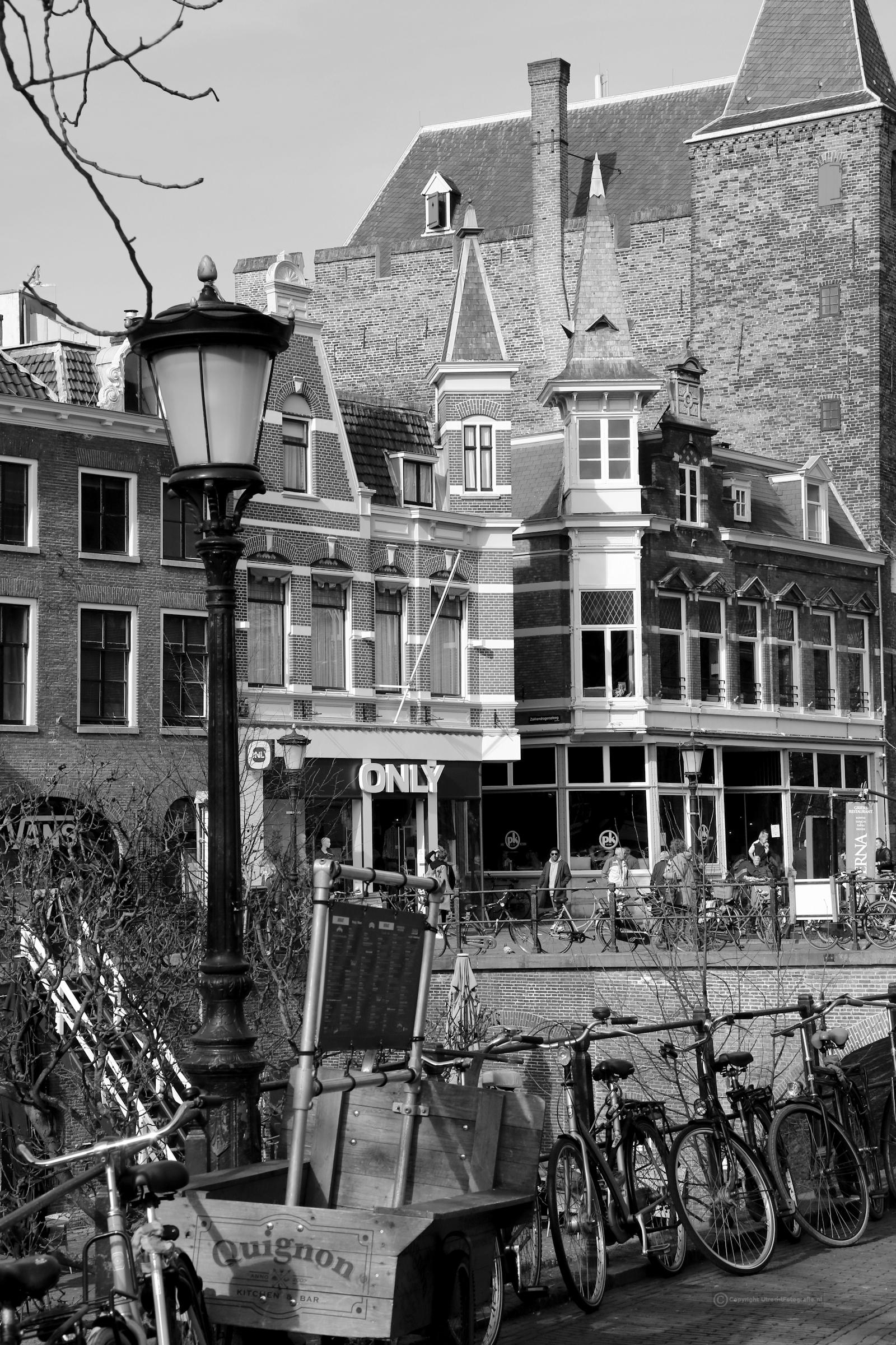 20180309 Oudegracht bij Jansbrug