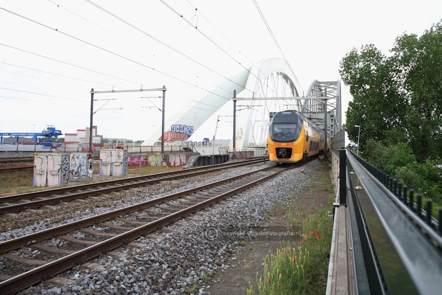20110513 Spoorbrug Zuilen 2