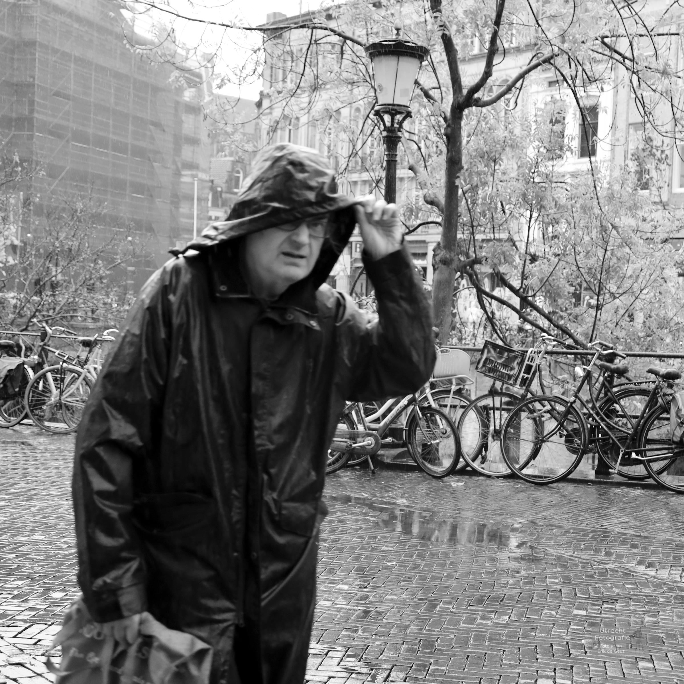20181026 Oudegracht regen 01a